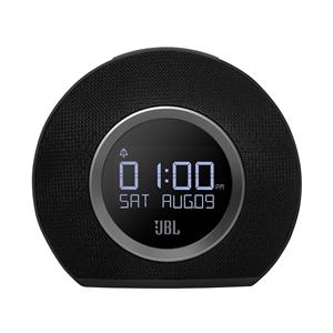 Rádio Relógio Horizon Bluetooth USB (Preto) - JBL
