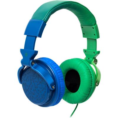 572363985 Fone de Ouvido Hipster TM-611MV/2-3 Verde/Azul CHILLI BEANS - K Pro ...